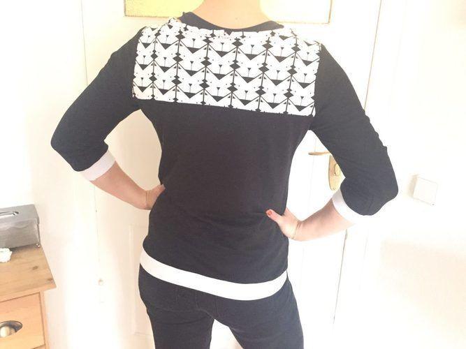 Makerist - Shirt Mia - Nähprojekte - 2