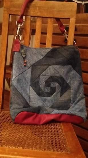 Makerist - Tasche nach der Anleitung CHOBE BAG - 1