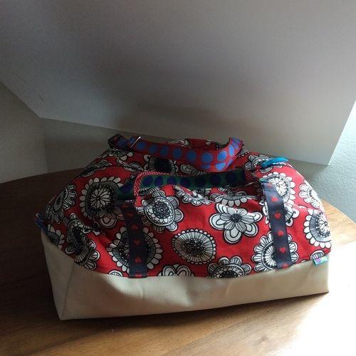 Makerist - Weekender Tasche - Nähprojekte - 1