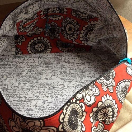 Makerist - Weekender Tasche - Nähprojekte - 2