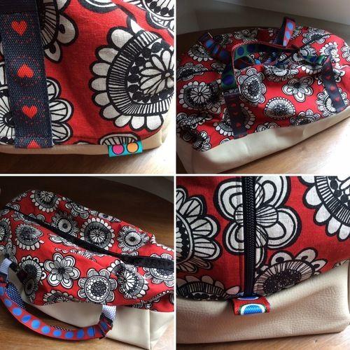 Makerist - Weekender Tasche - Nähprojekte - 3