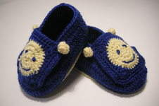 Makerist - Smiley-Babyschuhe - 1