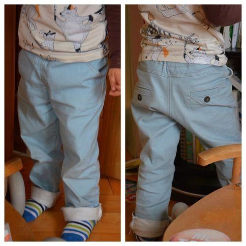 Makerist - Sommer-Jeans mit Paspeltaschen - Nähprojekte - 1