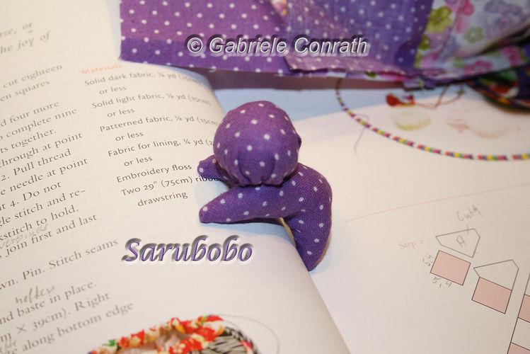 Makerist - Sarubobo Glücksbringer - Nähprojekte - 1