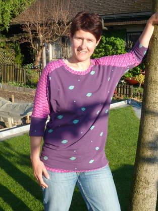Makerist - Easy Peasy Shirt von Handmade Kultur - 1