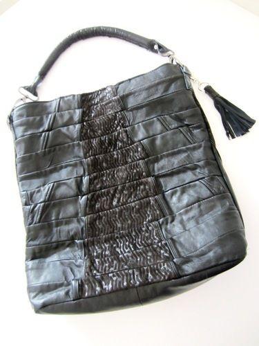 Makerist - Erinnerungs-Tasche aus einem Ledermantel meiner verstorbenen Mutter - Nähprojekte - 1