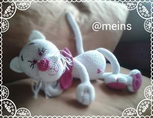 Makerist - Mieze - Katze - 1