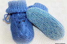 Makerist - Coole Eulenbooties - 1