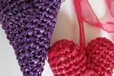 Makerist - Muttertagsherzen aus Bast - 1