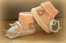 """Makerist - Sneaker """"Blümchen"""" - 1"""