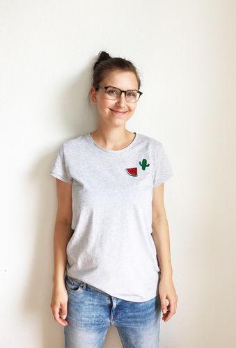 Makerist - Luftiges Sommershirt aus Jersey - Nähprojekte - 1