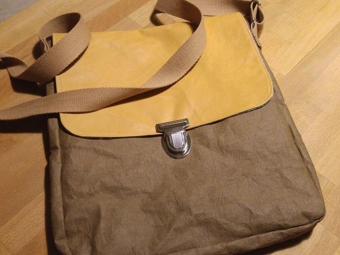 Makerist - Nähanleitung: Snappap Plus Tasche mit Steckschloß - Nähprojekte - 1