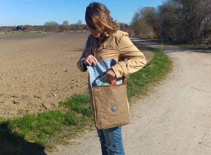Makerist - Nähanleitung: Snappap Plus Tasche mit Steckschloß - Nähprojekte - 2