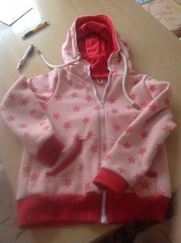 Makerist - Kinder-Sweatjacke - Nähprojekte - 1