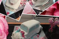 Makerist - VW Käfer-Buttercremetorte zum Hochzeitstag - 1