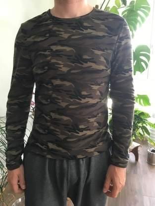Makerist - Camo Shirt aus Jersey für mein Herzblatt - 1