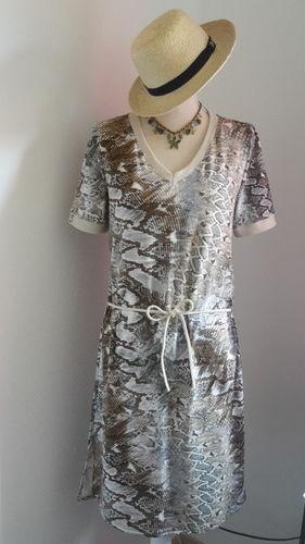 Makerist - Schickes Sommerkleid - in der Tat eine Perle - Nähprojekte - 1