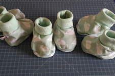 Makerist - Babies erste Schuhe - 1