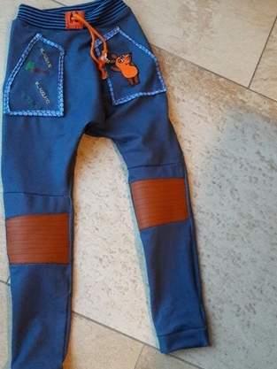 Makerist - Pump Up Hose für Enkel Julian  - 1