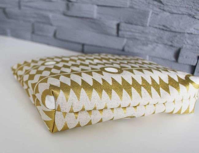 Makerist - Kosmetiktasche Lilly (Freebook) - Nähprojekte - 3