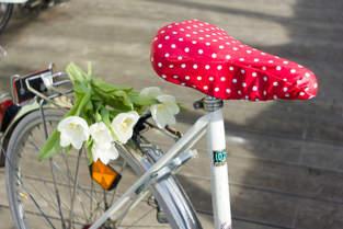 Makerist - Fahrradsattelbezug  - 1