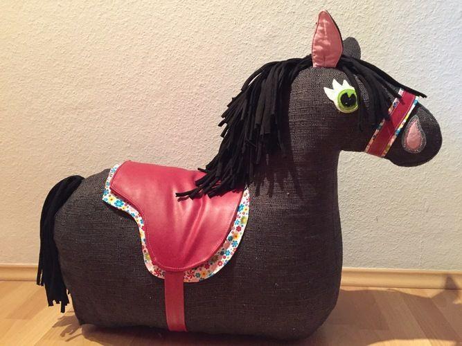 Makerist - Reittier Pferd - Nähprojekte - 1
