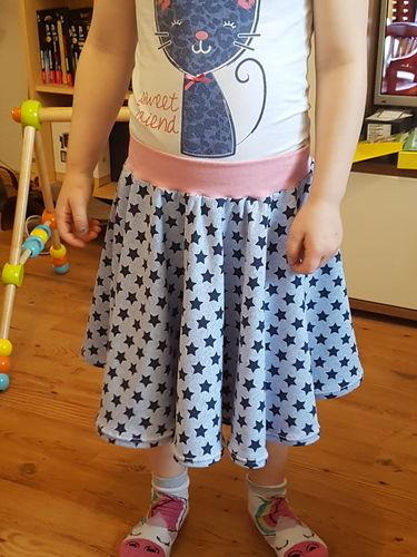 Makerist - Tellerrock für meine Tochter  - Nähprojekte - 1