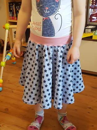 Makerist - Tellerrock für meine Tochter  - 1