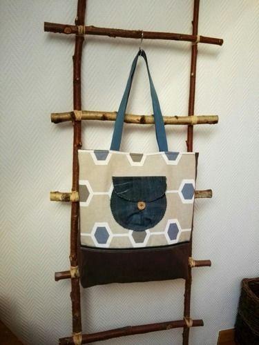 Makerist - Tasche #Resteverwertung# - Nähprojekte - 1