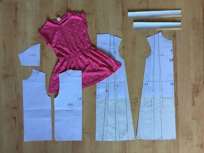 Makerist - ein Sommerkleid - Nähprojekte - 3