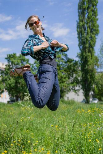 Makerist - Erste Skinny Jeans by Sewera - Nähprojekte - 2