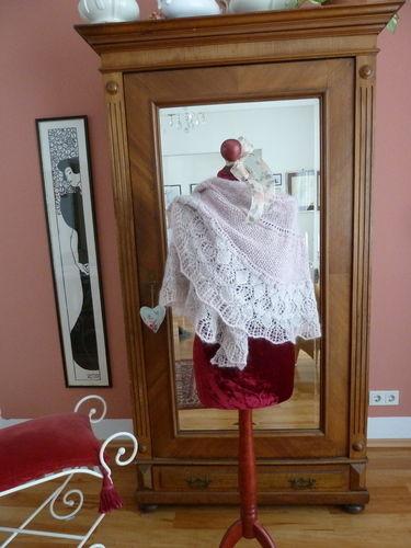 Makerist - Gentle Rose - Strickprojekte - 3