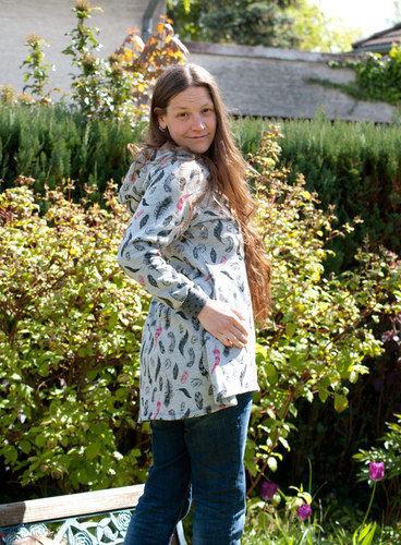 Makerist - Lady's kunterbunter Jackenwahsinn für mich - Nähprojekte - 1