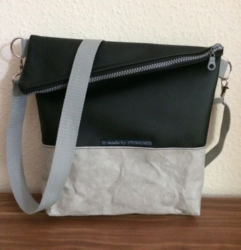 Makerist - Fold-Over Tasche für Mama  - Nähprojekte - 1