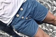 Makerist - Sommer Jeans Short - 1