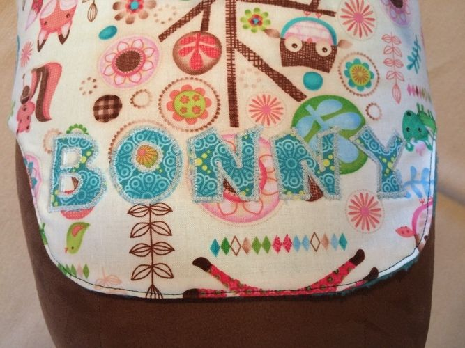 Makerist - Bonny das Pony für Greta - Nähprojekte - 3