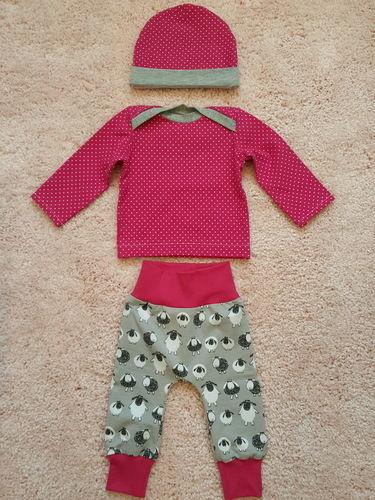 Makerist - Baby Wilkommensset  - Nähprojekte - 1