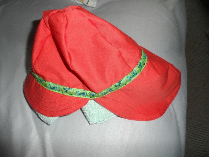 Makerist - Sonnenhut mit Nackenschutz  BW - Nähprojekte - 2