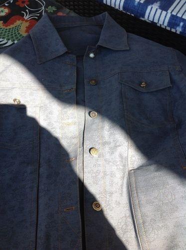 Makerist - Jeansjacke, Jeansstoff, für mich - Nähprojekte - 2