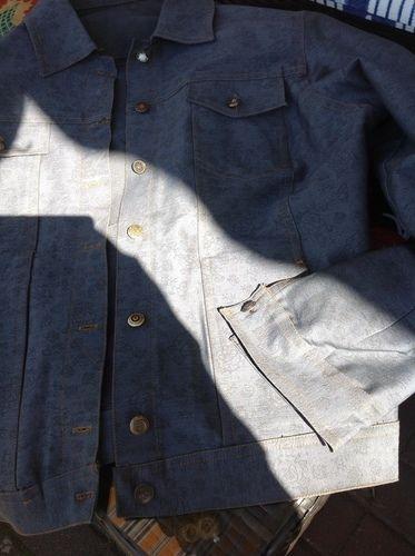 Makerist - Jeansjacke, Jeansstoff, für mich - Nähprojekte - 3