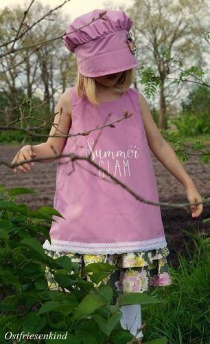 Makerist - Wunderschöne Sommer Mabel aus Baumwolle  - Nähprojekte - 3