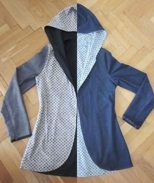 Makerist - Wende-Blazer LaJazida - 1