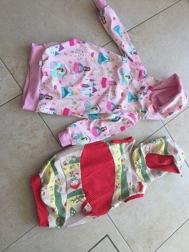 Makerist - Ballonkleid für meine Enkelin aus Jersey 😍 - Nähprojekte - 1