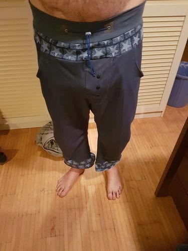 Makerist - Hose für meinen Mann - Nähprojekte - 1