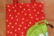 Makerist - Tasche in/ mit der Eule - 1