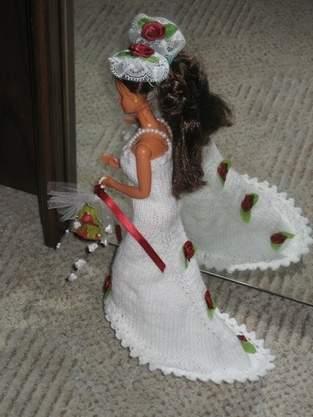 Makerist - Brautkleider für Barbie gestrickt  - 1