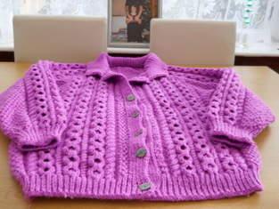 Makerist - Blanket and aran jackets. - 1