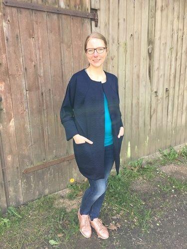 Makerist - Frau AVA von hedinäht  - Nähprojekte - 1