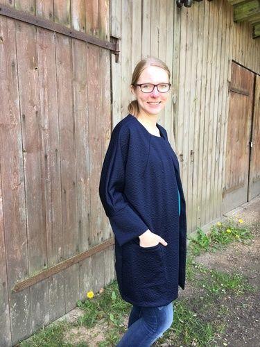 Makerist - Frau AVA von hedinäht  - Nähprojekte - 3