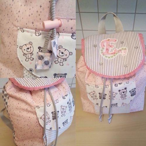 Makerist - Rucksack für Kinder  - Nähprojekte - 1